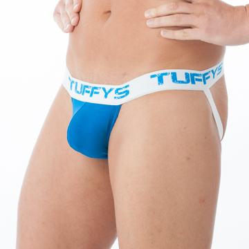 Tuffys Mighty Jocks In Signature Blue x 3 Pack