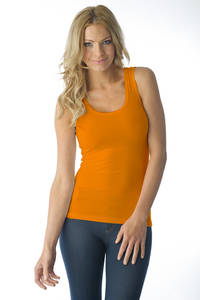 Tuffetts Tank Top In Orange