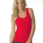 Tuffetts Tank Top In Red