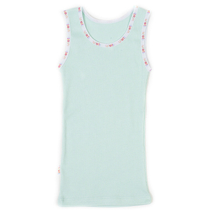 Tuffetts FOR KIDS™ Ribbed Singlet In Mint