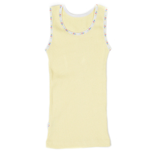 Tuffys FOR KIDS™ Ribbed Singlet Lemon