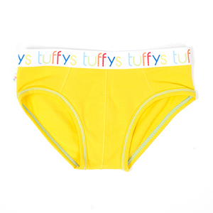 Tuffys FOR KIDS™ Brief In Yellow