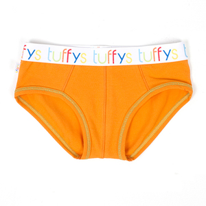 Tuffys FOR KIDS™ Brief In Orange
