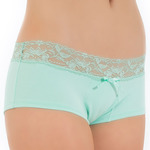 Tuffetts Lace' On Shorties In Mint