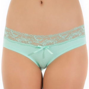 Tuffetts Lace On Brief In Mint