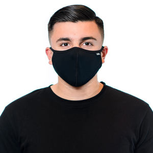 Tuffys Face Mask In Black