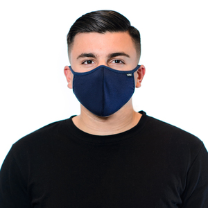 Tuffys Face Mask In Navy