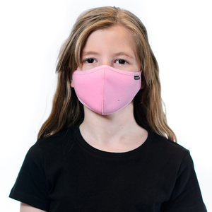 Tuffetts Kids Face Mask In Pink