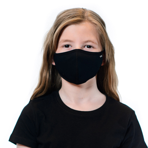 Tuffetts Kids Face Mask In Black