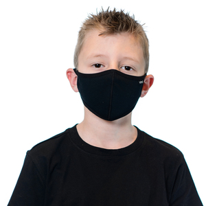 Tuffys Kids Face Masks In Black