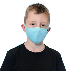 Tuffys Kids Face Mask In Blue