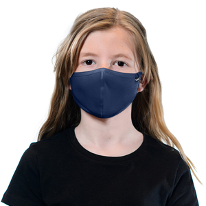 Tuffetts Kids Face Mask In Navy