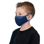 Tuffys Kids Face Mask In Navy